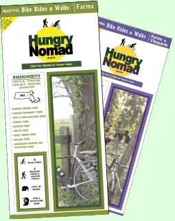 Hungry Nomad covers